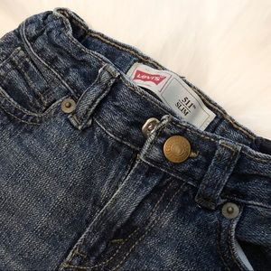 Kids Levi's 511 Slim Fit Size 4reg